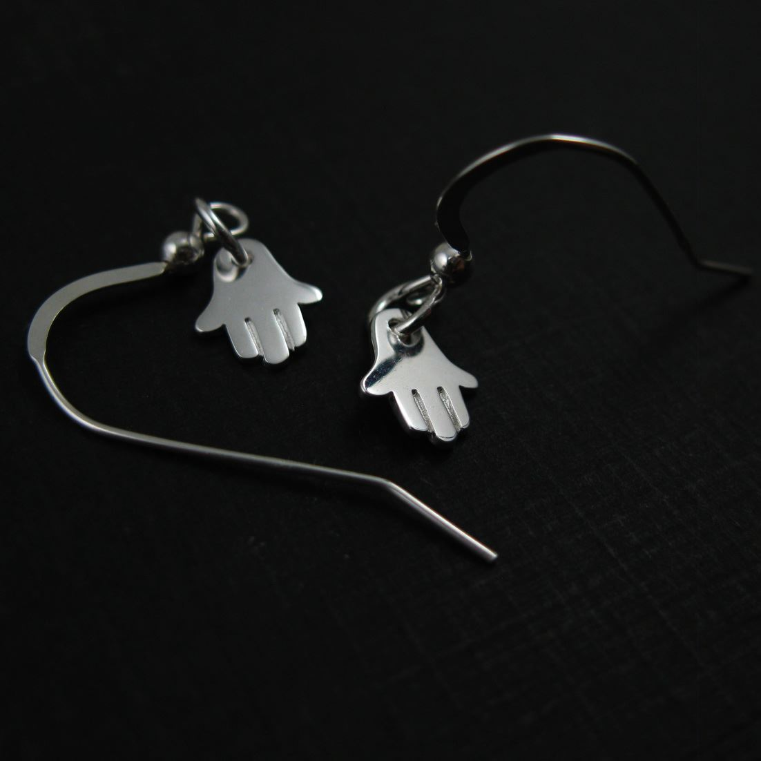 925 Sterling Silver Jewelry Set- Hasma Hand Charm