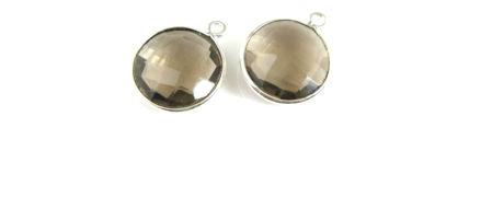 Silver Round Pendants