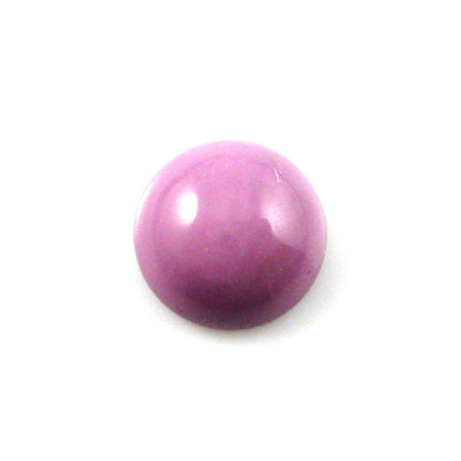 Loose Gemstones,Cabochon Gemstone- Phosphosiderite- Round Cabochon - 14mm