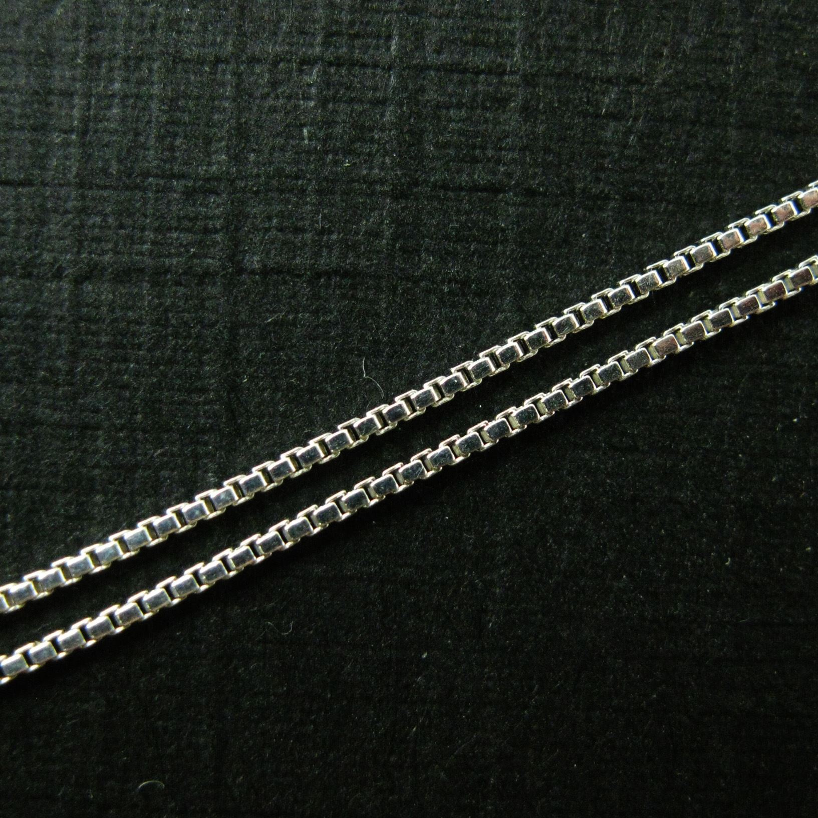 Sterling Silver Ear Thread, Long Dangle Threader Silver Earrings- 80mm long (4 pcs, 2 pairs)