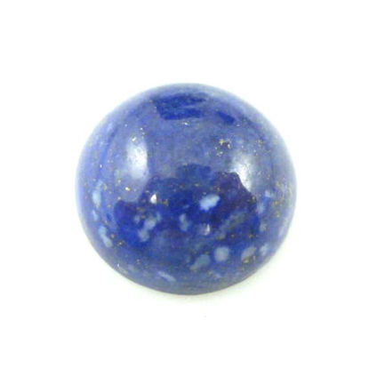 Loose Gemstones,Cabochon Gemstone-Lapis -Round Cabochon - 14mm